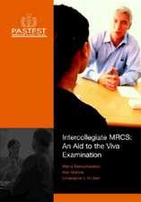 Intercollegiate MRCS