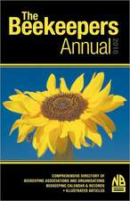 The Beekeepers Annual 2010