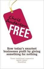 Anderson, C: Free
