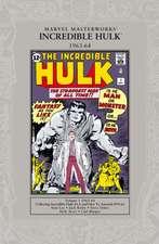 Marvel Masterworks: The Incredible Hulk 1962-64