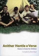 Anither Hantle O Verse