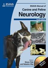 BSAVA Manual of Canine and Feline Neurology: (with DVD–ROM)
