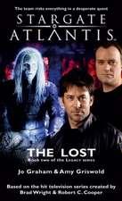 STARGATE ATLANTIS The Lost (Legacy book 2)