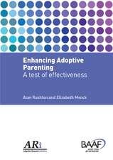 Enhancing Adoptive Parenting