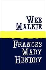Wee Malkie Large Print