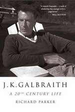 J K GALBRAITH