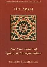 Four Pillars of Spiritual Transformation