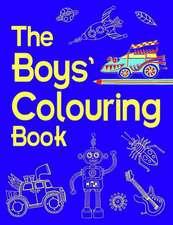 Eckel, J: The Boys' Colouring Book