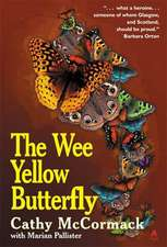 The Wee Yellow Butterfly