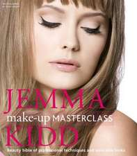 Jemma Kidd Make-up Masterclass: Makeup