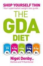 Denby, N: GDA Diet