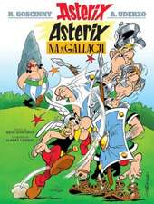 Asterix Na Ngallach (Irish)