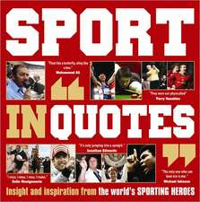 Ammonite Press: Sport in Quotes