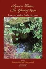 Lainnir A' Bhuirn - The Gleaming Water:  Essays on Modern Gaelic Literature