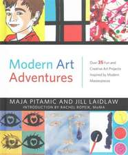 Pitamic, M: MODERN ART ADVENTURES