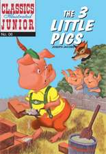 The 3 Little Pigs:  A Spiritual Journey Toward a Scientific Theory of Everything