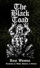 The  Black  Toad