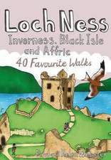 Loch Ness, Inverness, Black Isle and Affric