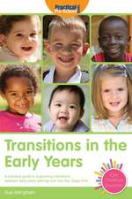 Allingham, S: Transitions in the Early Years