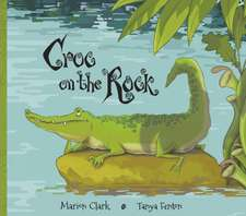 Croc on the Rock:  The Legend of the Extinction Stones