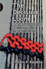 Barabba, V: The Decision Loom