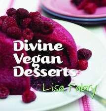 Divine Vegan Desserts