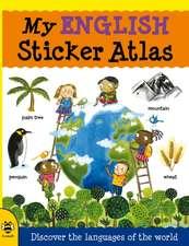 My English Sticker Atlas