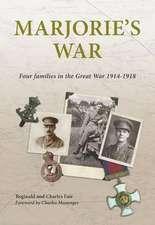 Marjorie's War