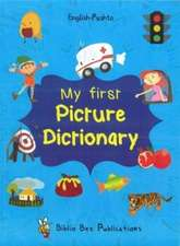 My First Picture Dictionary: English-Pashto