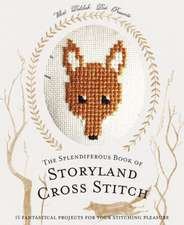 Storyland Cross Stitch [With Cross Stitch Starter Pack]:  Over 20 Knitting Patterns for 0-2 Year Olds