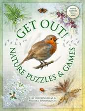 Get Out!:  Nature Puzzles & Games