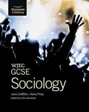 WJEC GCSE Sociology Student Book