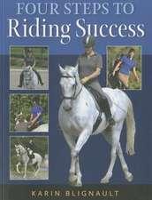 Four Steps to Riding Success