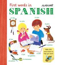 Gree, A: First Words in Spanish