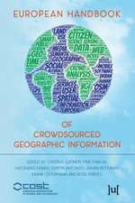 European Handbook of Crowdsourced Geographic Information