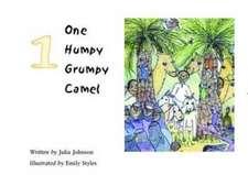 One Humpy Grumpy Camel