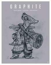GRAPHITE 5: Concept Drawing | Illustration | Urban Sketching