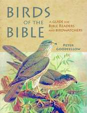 Birds of the Bible