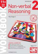 Curran, S: 11+ Non-Verbal Reasoning Year 3/4 Workbook 2