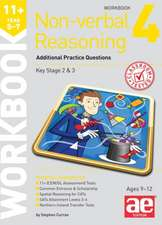 11+ Non-Verbal Reasoning Year 5-7 Workbook 4