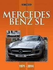 Mercedes Benz SL 1971 to 2014