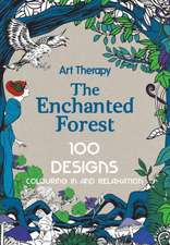 Art Therapy:  100 Designs Colouring in and Relaxation