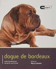 Dogue de Bordeaux: Dog Expert