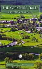 Bradwell's Pocket Walking Guides Yorkshire Dales