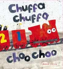 Garcia, E: Chuffa Chuffa Choo Choo