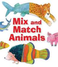 Wright, S: Mix and Match Animals
