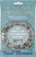 Milliner's Hat Mystery