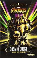 Avengers Infinity War Cosmic Quest Vol 1