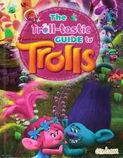 Trolls Troll Tastic Guide Book