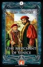 Merchant of Venice - Foxton Readers Level 4 - 1300 Headwords (B1/B2) Graded ELT / ESL / EAL Readers